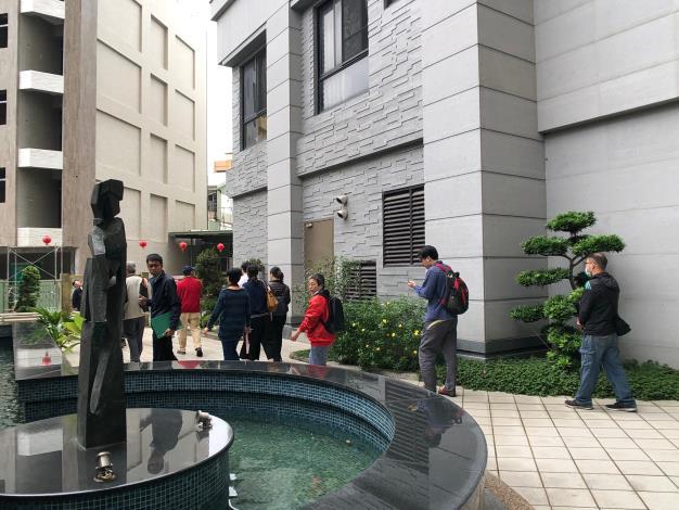 108年度優良公寓大廈評選活動開拔