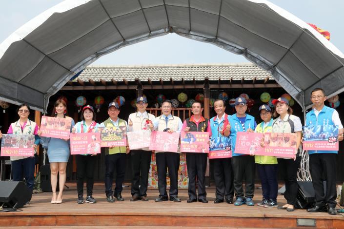 恒安宮重建安座20週年紀念 鬥陣來六甲迓媽祖