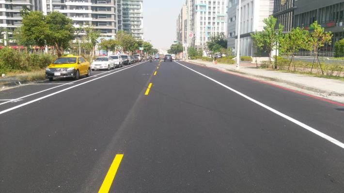 台南市又增加兩段道路完成路平專案 大大提升道路舒適度(共2張)-1