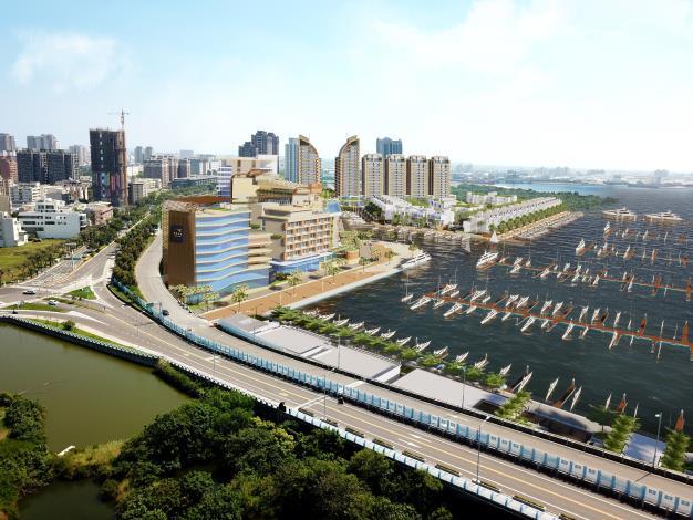安平港環境影響差異分析報告通過 亞果國際遊艇城投資案相關工程全面啟動(共2張)-1