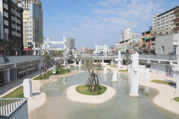 河樂廣場修訂土地使用管制規定經本市都委會審議通過