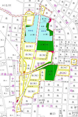 黃偉哲指示二王公墓遷葬及辦理市地重劃,創造永康發展新軸線