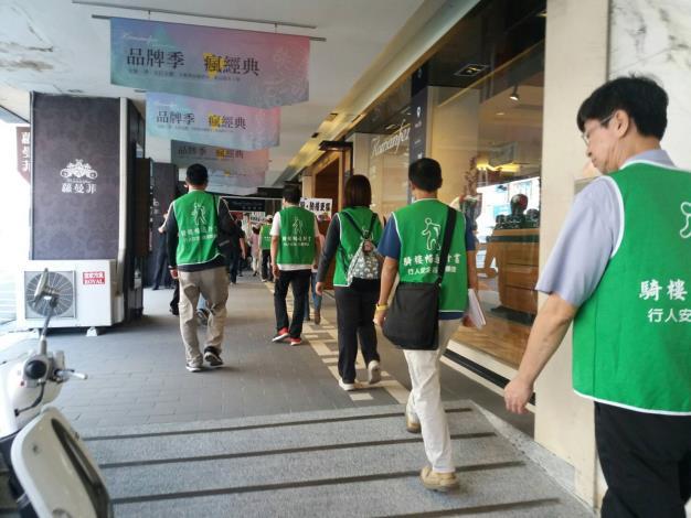 109年度「臺南市友善騎樓競賽」開跑(共2張)-1