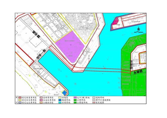 安平漁港跨港大橋工程啟動都市計畫變更