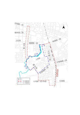 南區大忠、大林里污水下水道用戶接管工程已開工