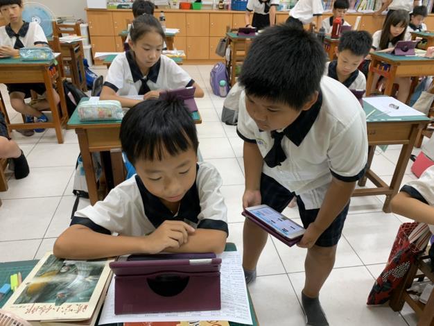 推動閱讀理解平台「布可星球」 校校展創意(共2張)-1