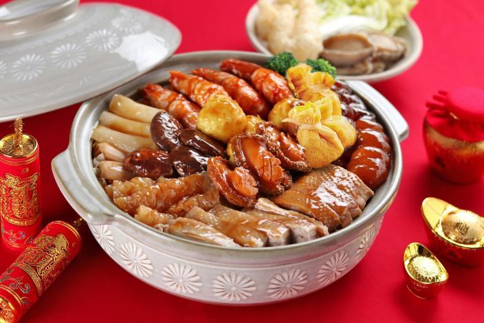 牛兆豐年,閤家團圓防疫不打烊  歡迎來臺南安心餐廳購買外帶年菜,安心又美味(共5張)-1