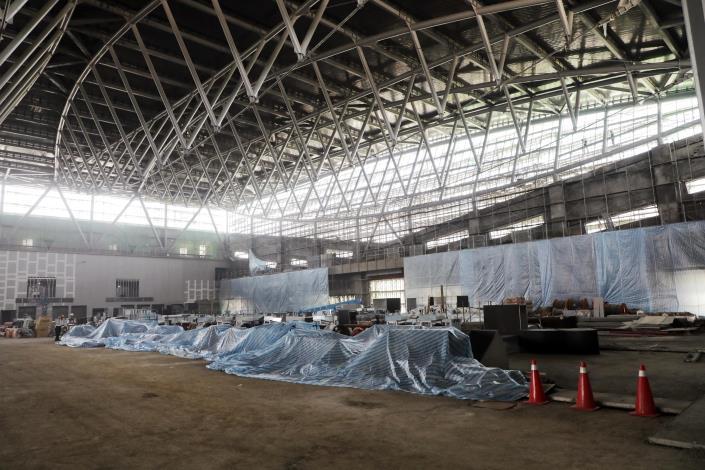 0423勘查各區建設進度--大臺南會展中心06