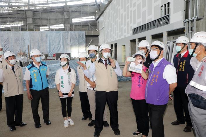 0423勘查各區建設進度--大臺南會展中心01