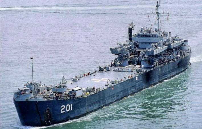 中海艦 (取自取自公共政策網路參與平台)