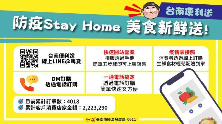 0611-防疫stay home 01