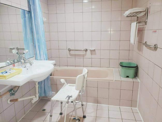 防疫旅館衛浴設備