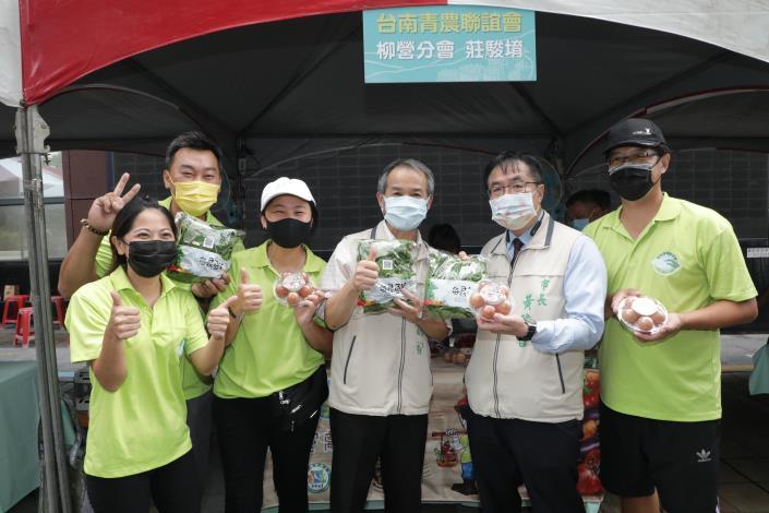 0911山仔頂愛鳳醬行銷推廣宣傳活動暨青農市集07