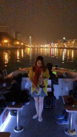 遊港遊運河優揚音樂伴隨(一)
