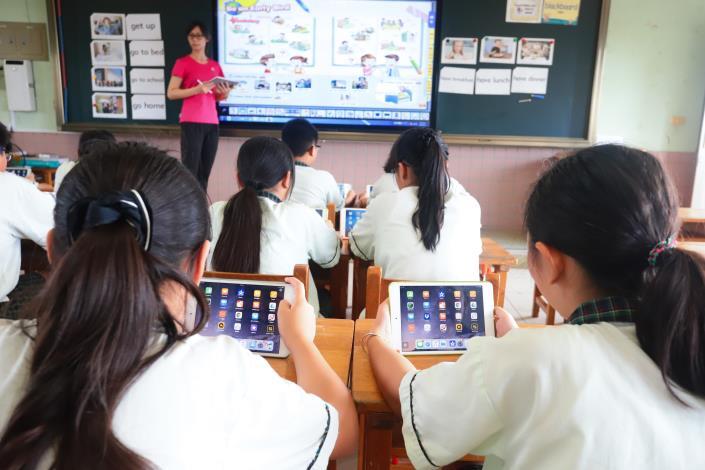 南市資訊教育推動成果連續5年獲得全國特優(共2張)-1