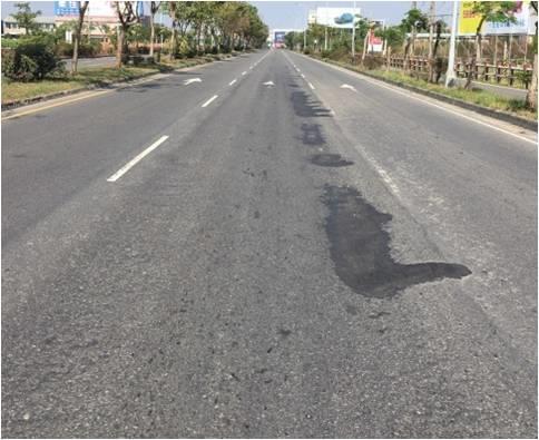 新市區新港社大道路面破損 獲營建署核定補助道路改善