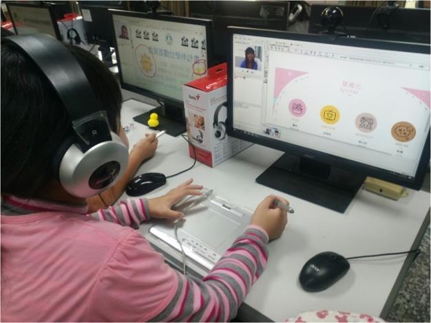 臺南市3位教師榮獲教育部數位學伴計畫「傑出帶班老師」(共3張)-1