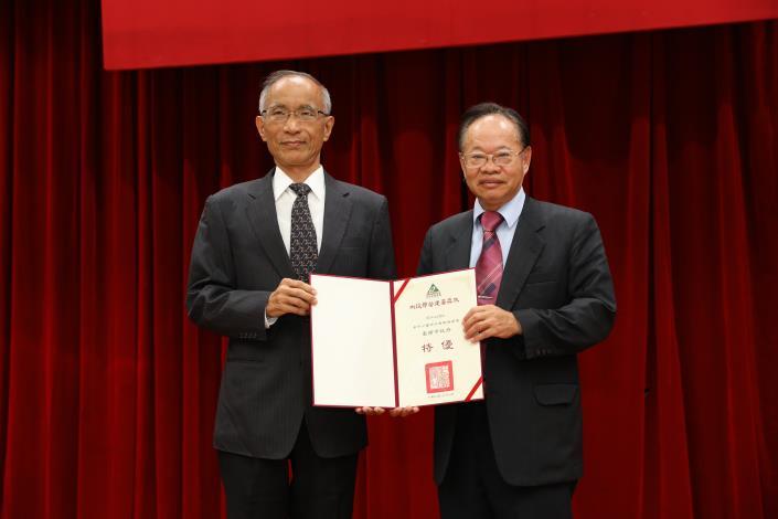 台南市都市公園綠地無障礙環境督導考核 連續三次榮獲全國「特優」