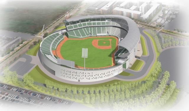 國際標準棒球場