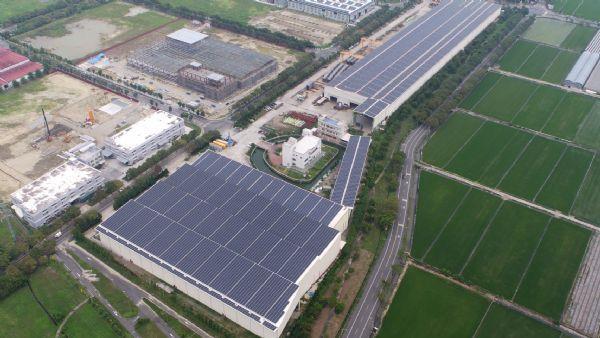 柳科榮聖機械屋頂型太陽光電