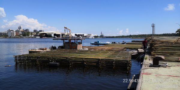 蚵棚整備作業區(一)