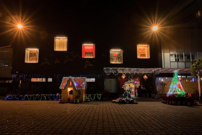 耶誕點燈  傳遞祝福    (共3張)-1