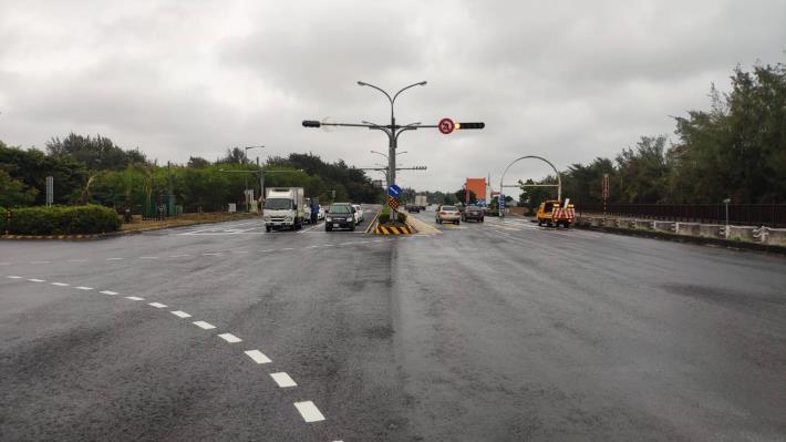 路平政策陸續改善南區道路大大提升平坦舒適度-完工路口