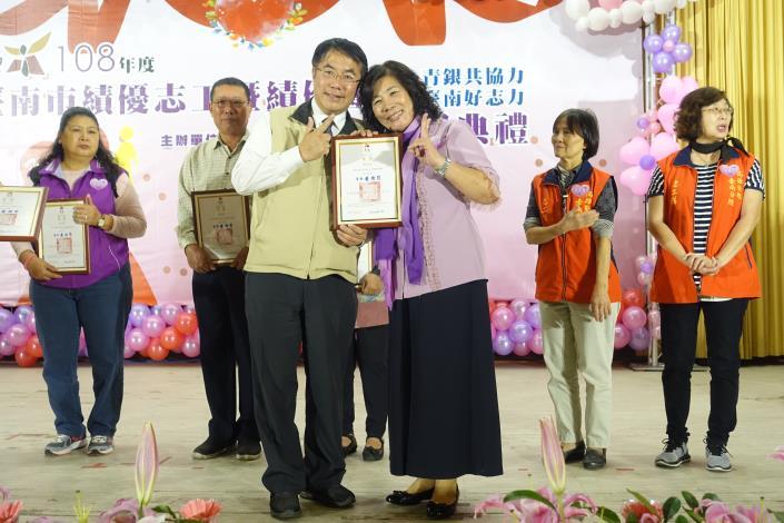 家庭教育中心志工獲得「雙金獎」倍受肯定(共2張)-1