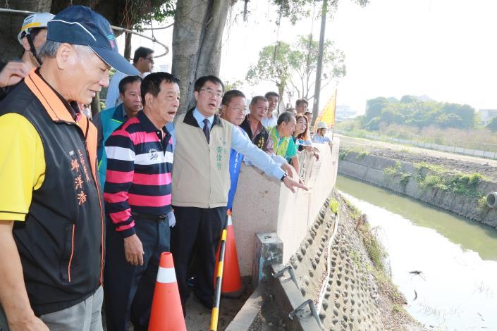 月津港公園工程