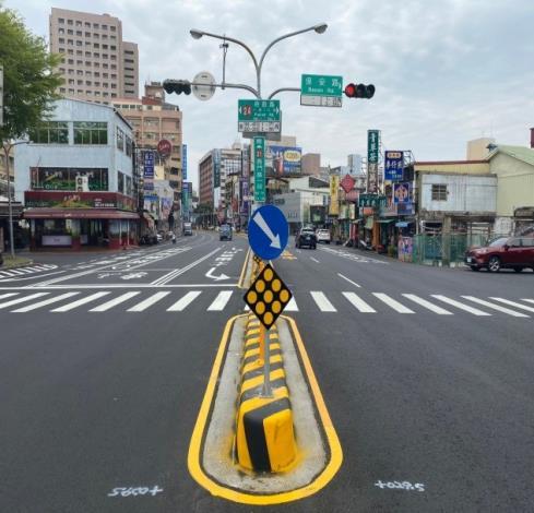 路平專案永續執行 西門路
