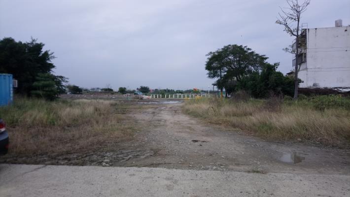 櫻花社區景觀滯洪池