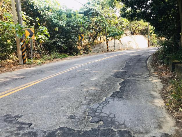 歸仁南352線長榮街與長榮路二段、三段(原南160線)道路