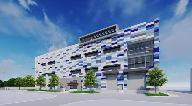 未來環教中心大樓