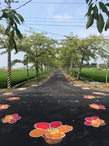 強化道路綠美化視覺
