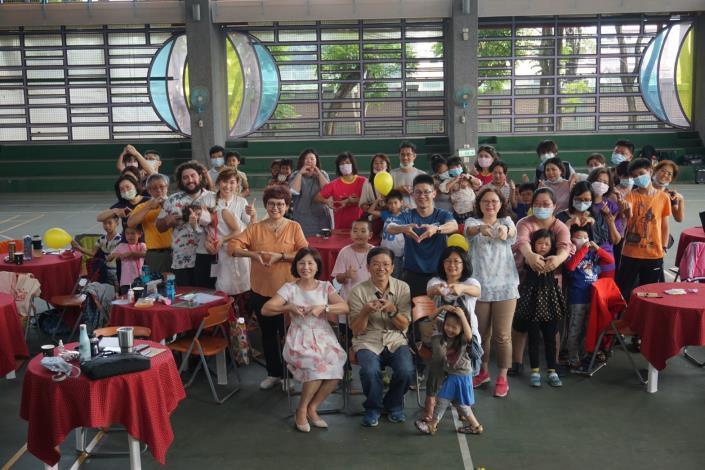 家庭教育中心「家庭真愛心發現」活動再現親子簡約幸福時光(共4張)-1