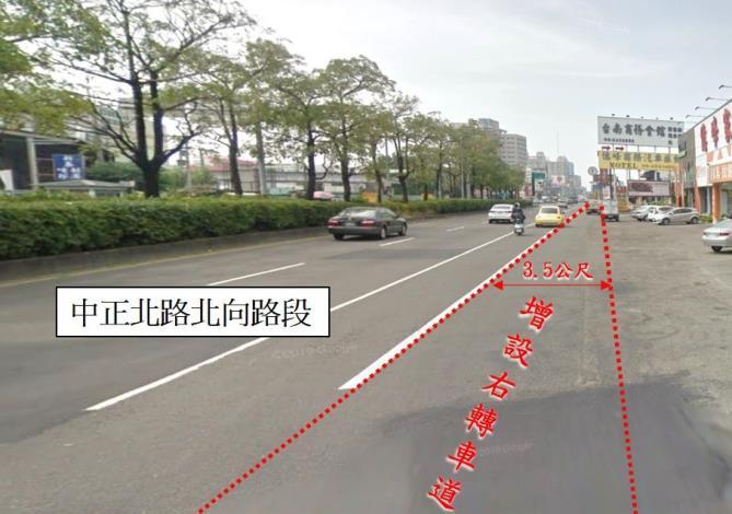 現況道路規劃圖
