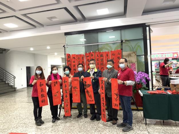 臺南市失業率3.8%為六都最低   勞工局為促進就業       今辦理「2021台南呷頭路新春就業徵才活動」(共5張)-1