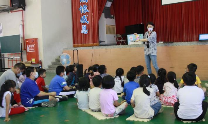 兒童參與遊戲場工作坊