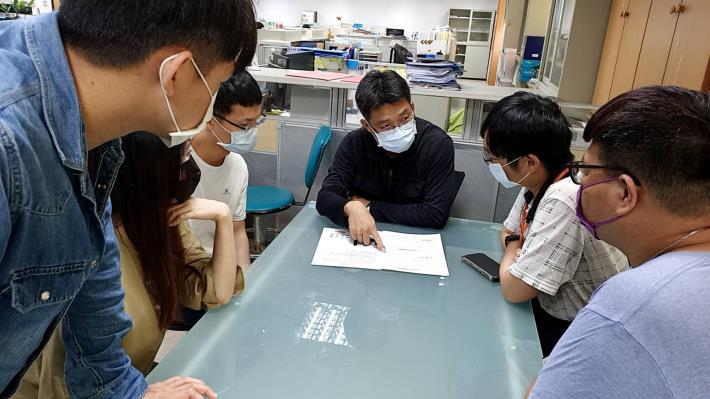 邀請大台南及自來水公司進行檢討