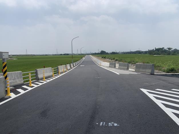 護鎮里南76線道路拓寬工程