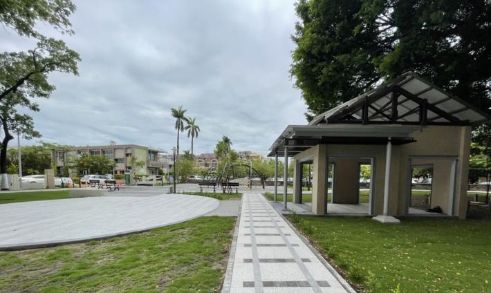 華麗共融式公園