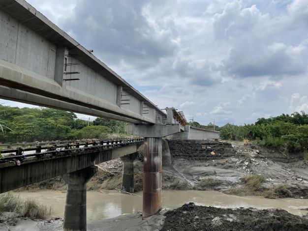 左鎮橋改建工程