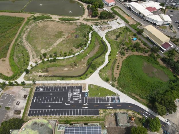 鹽水區公20公園特色遊戲場工程規劃設計中
