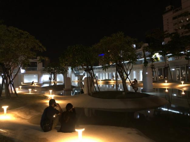 中秋假期遊憩觀賞水中月的浪漫場所