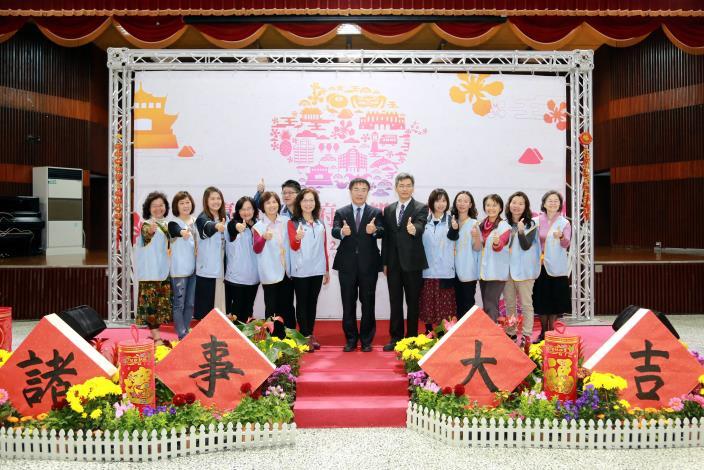 2019臺南市政府新春團拜(共8張)-1