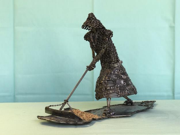 52-林允力鋼雕藝術展
