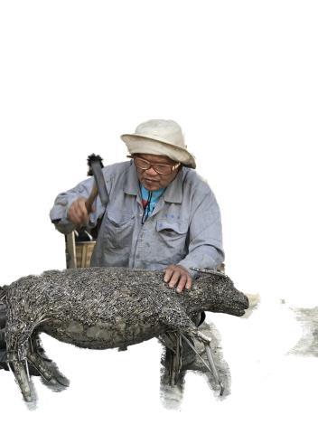 57-林允力鋼雕藝術展