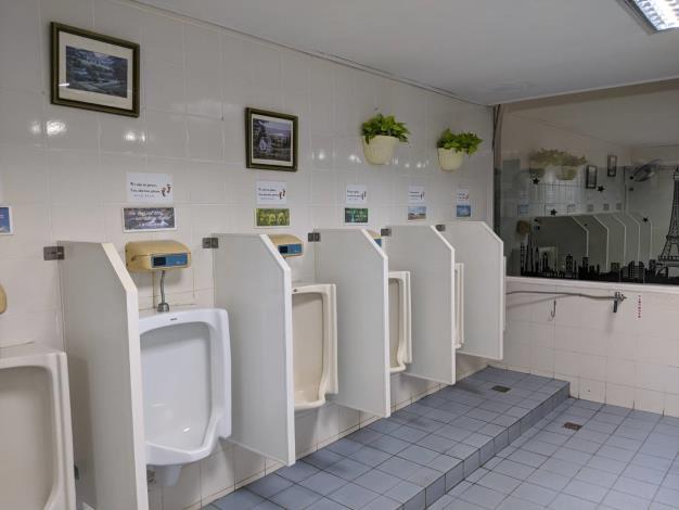 108年下半年公共空間及公廁認養暨評比-第一名主計處3