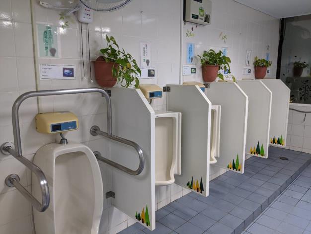 108年下半年公共空間及公廁認養暨評比-第二名農業局4