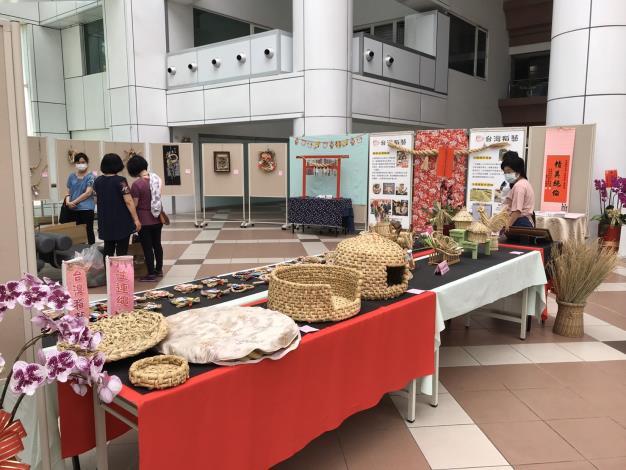 1090501-45-張淑娥稻草編工藝展